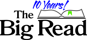 10th big read logo