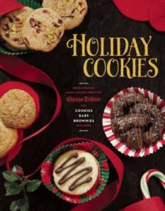 holiday cookies jacket