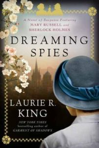 dreaming spies jacket