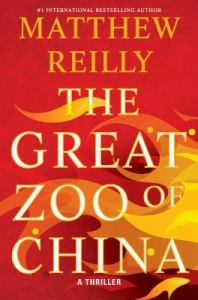 china zoo jacket